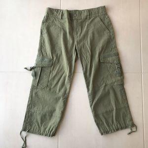 Athleta Pants - Athleta Cotton Stretch Cargo Pants